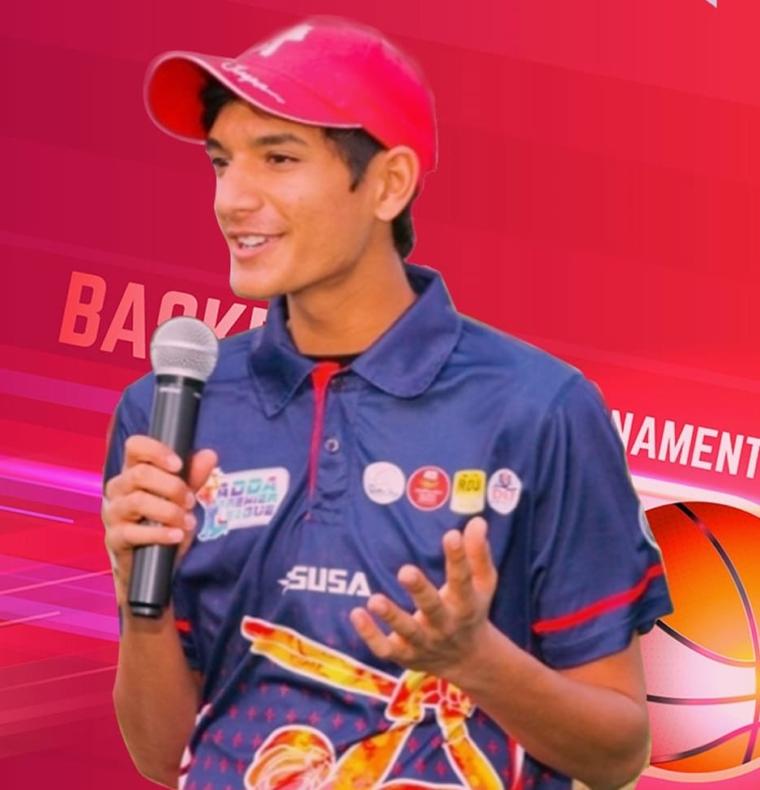 Radio Host Aaman Patel