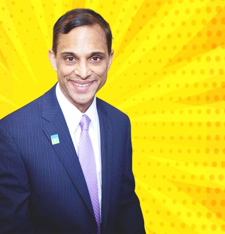 Host Councilman Steve Rao